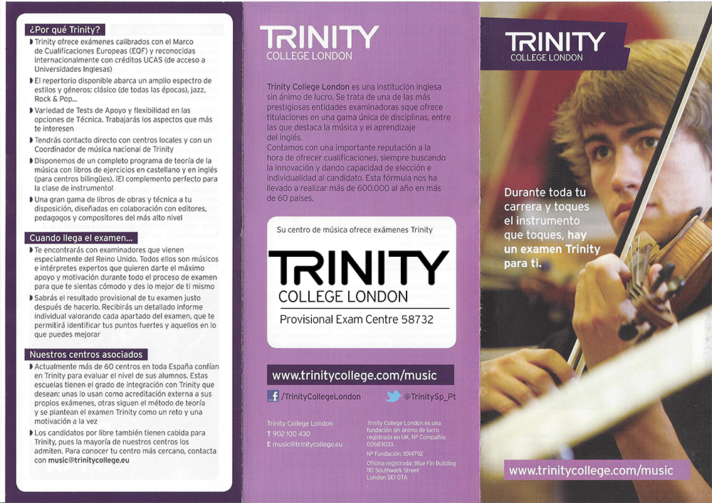 Folleto Trinity-2
